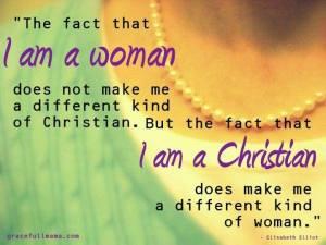 Christian Woman