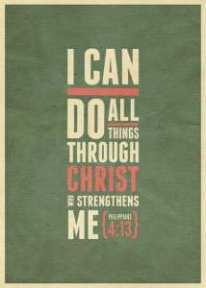 Johnathan McCravy, Sandi McCravy, Sandy McCravy, Sandra Brooks McCravy, Derek McCravy, Greg McCravy, Johnathan McCravy, Philippians 4:13