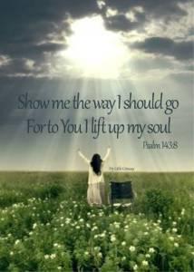 Sandi McCravy, Sandy McCravy, Sandra Brooks McCravy, Derek McCravy, Greg McCravy, Johnathan McCravy, Psalm 143:8y